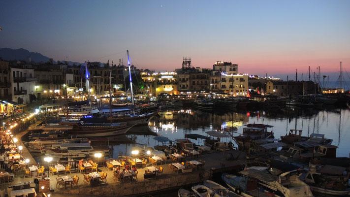 Girne (Kyrenia) harbour