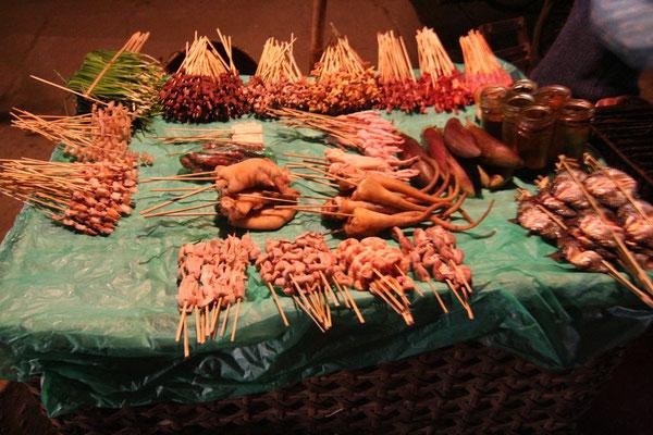 Chinese specialties - Jinghong