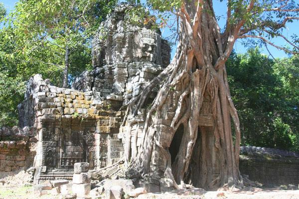 Ta Som - Angkor
