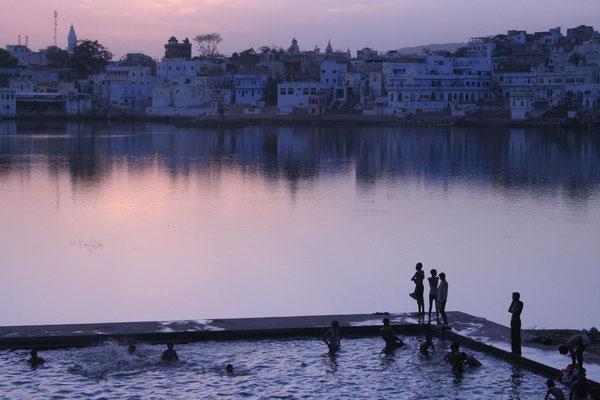 Pushkar Lake - Pushkar - Rajasthan