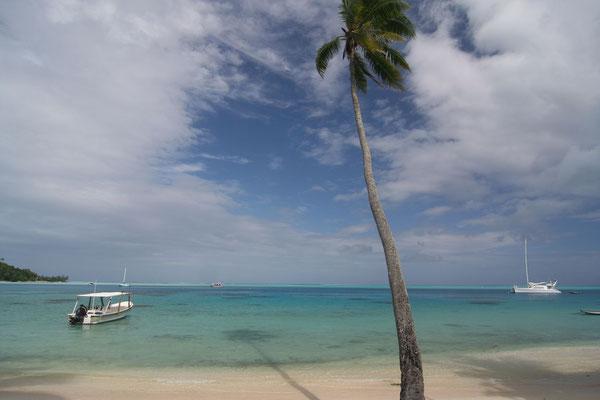 Vaitape Beach - Bora Bora