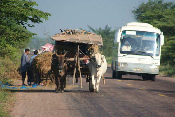 Battambang-Pursat Road - Battambang Province