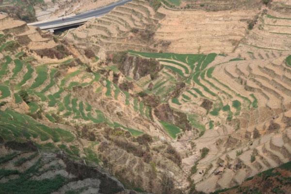 Near Yun Xian - Yunnan Province