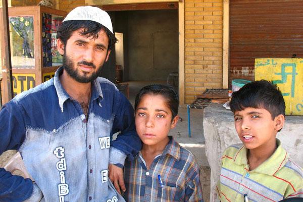 Muslim Rajasthani family - Rajasthan