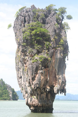 James Bond Island - Ap Phang-Nga - Southwestern Thailand