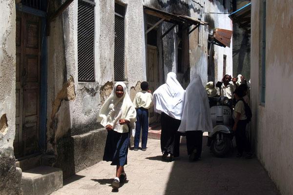 Stone Town - Zanzibar
