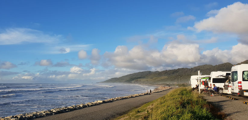 Cobden Beachfront - Greymouth - South Island