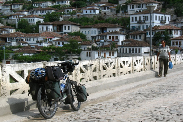 Gorica - Berat - Albania