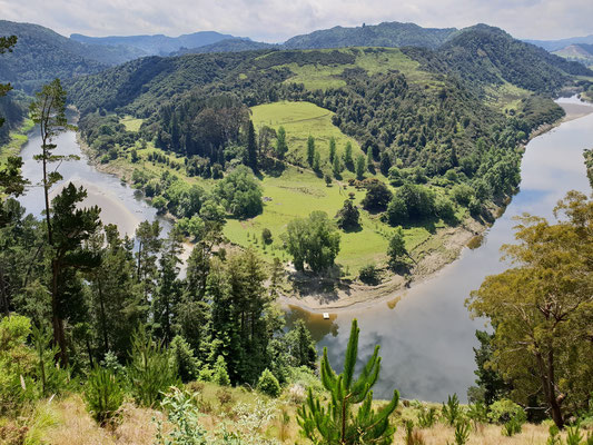 Whanganui River Valley - North Island