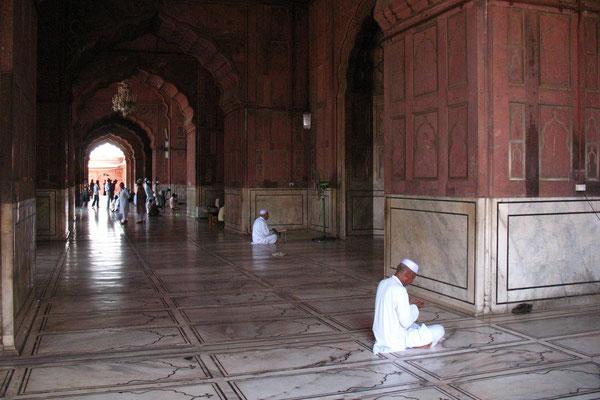 Jama Masjid - Old Delhi - Delhi