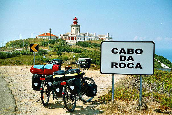 Cabo da Roca - Continental Europe´s westernmost point