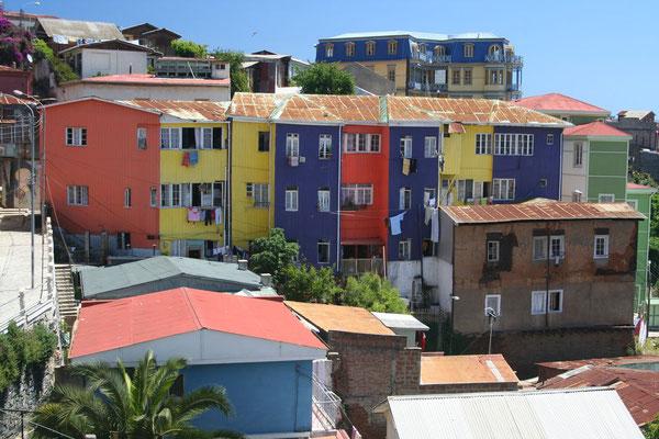 Cerro Bellavista - Valparaiso
