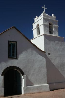 Iglesia San Pedro - San Pedro de Atacama