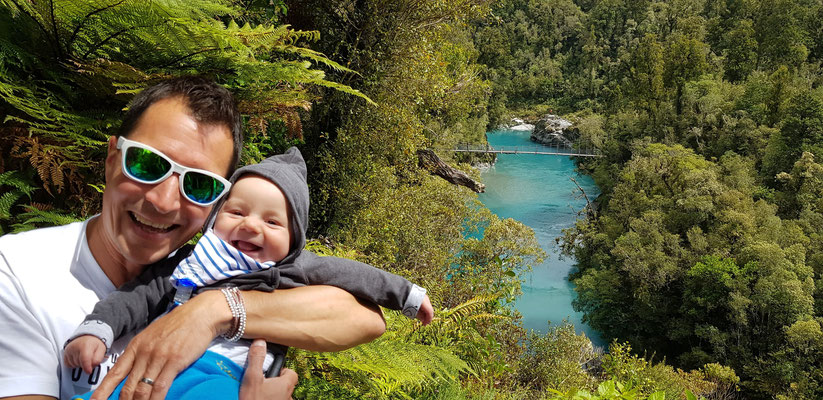 Hokitika Gorge - South Island