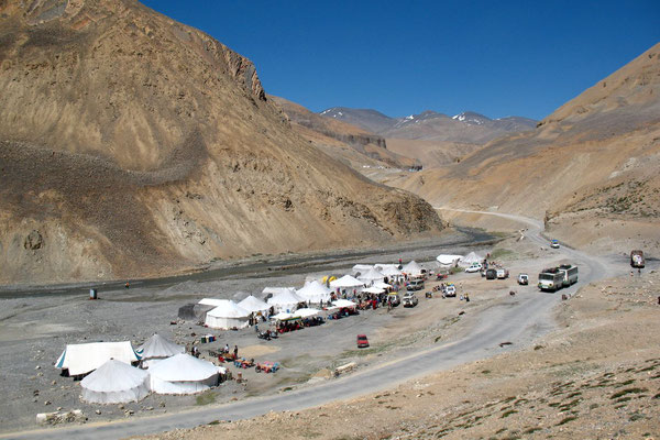 Pang - Ladakh and Zanskar - Jammu and Kashmir