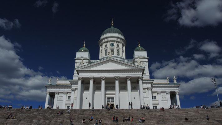 Tuomiokirkko - Helsinki - Finland