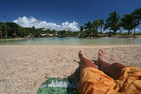Airlie Lagoon - Airlie Beach - Queensland