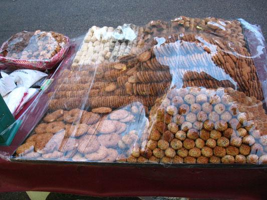 Biscuit vendor - Tripoli - Lebanon