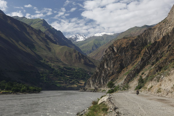 Cycling Pamir Highway - Tajikistan and Afghanistan