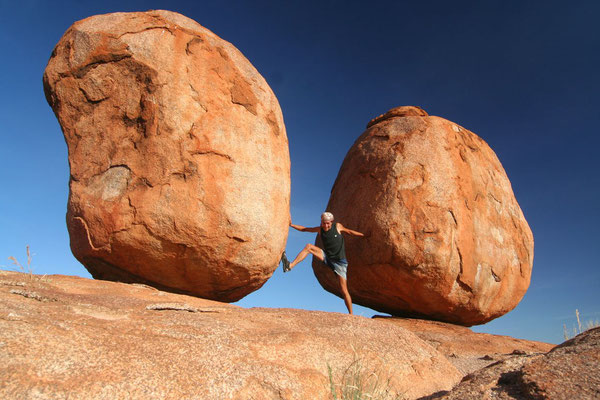 Devils Marbles - Northern Territory
