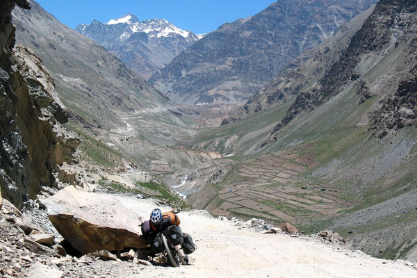 Cycling Manali-Leh-Highway - Himachal Pradesh