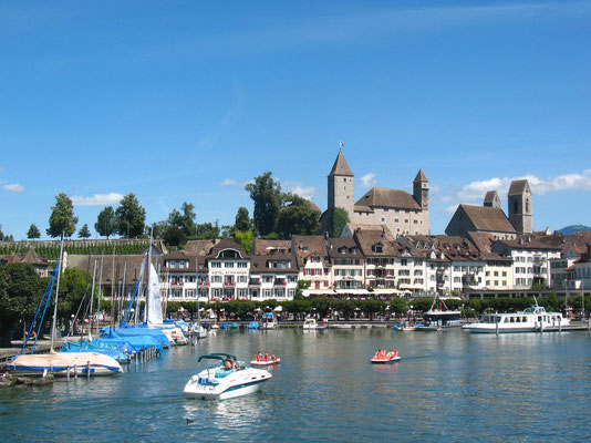 Rapperswil - Lake Zurich - Switzerland