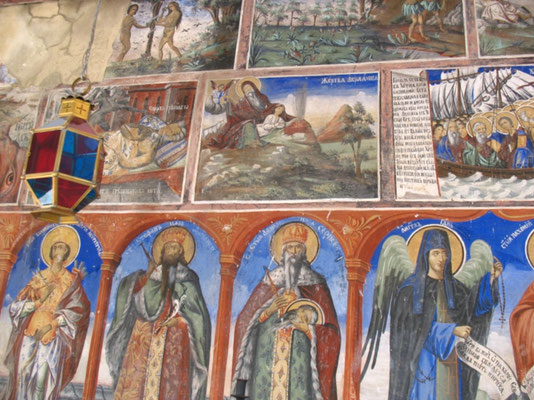 Sveti Jovan Bigorski Monastery - Macedonia
