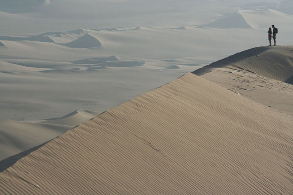 Sand dunes - Ica Province