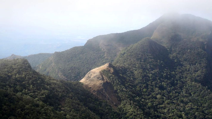 Mini World´s End - Horton Plains National Park