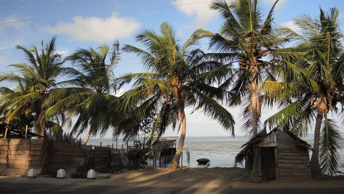 Puttalam Lagoon - Sri Lanka West Coast