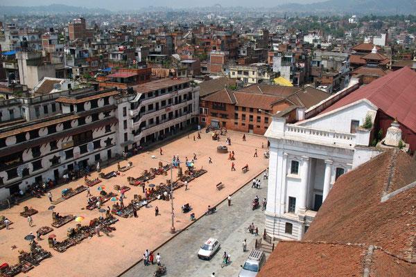 Basantapur Square - Kathmandu