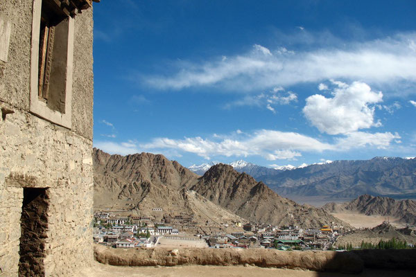 Leh Palace - Leh - Ladakh