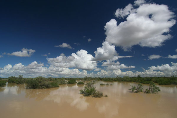 Floodings - Queensland Outback