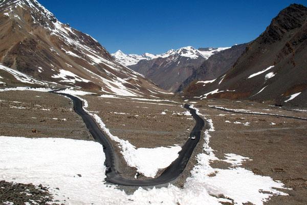 Manali-Leh-Highway - Himachal Pradesh