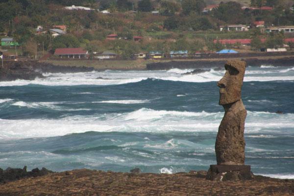 Hanga Roa - Rapa Nui West Coast