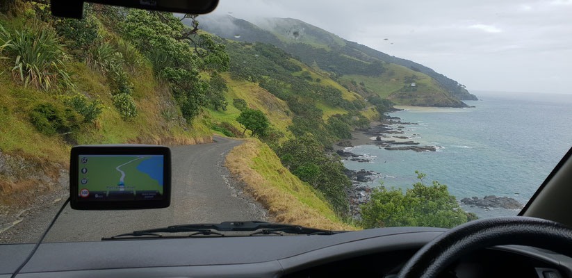 Heading back - Coromandel Peninsula - North Island