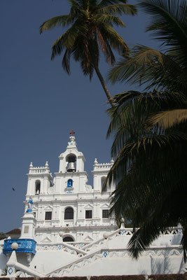 Church of St. Cajetan - Old Goa