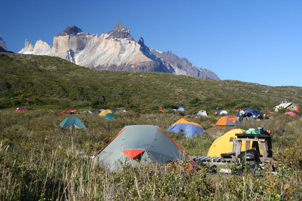 Los Cuernos - Torres del Paine National Park