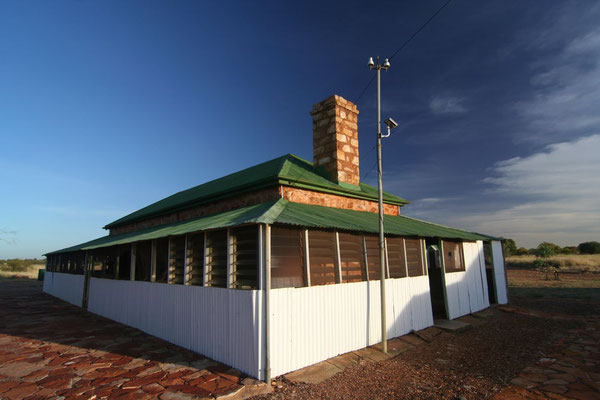 Tennant Creek Telegraph Station - Northern Territory