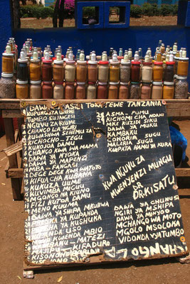 Local market - Moshi - Kilimanjaro