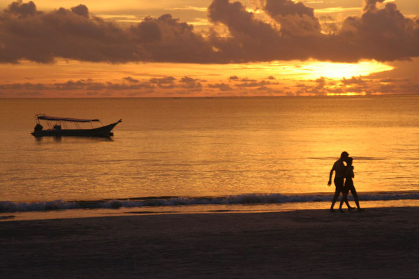 Sunset at Langkawi Island - Northwestern Malaysia
