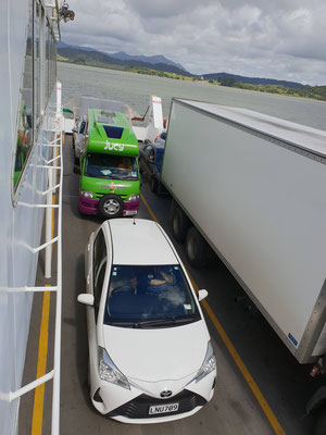 Rawena Rangiora Ferry - West Coast - North Island