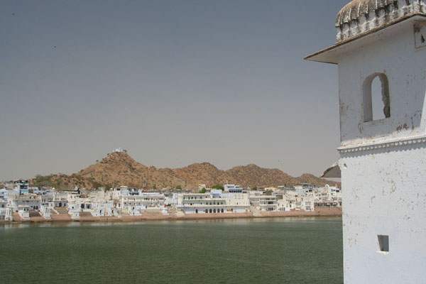 Holy Pushkar Lake - Pushkar - Rajasthan