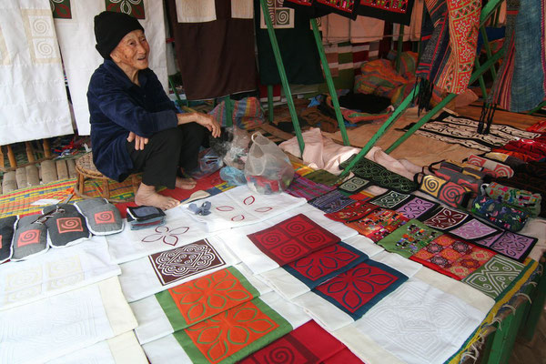 Handicrafts - Luang Prabang