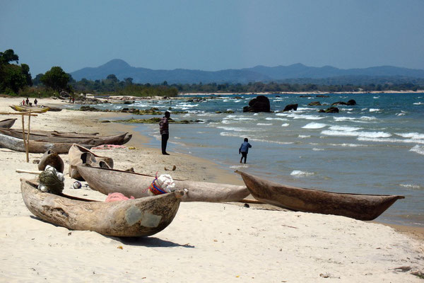 Chintheche Strip - Lake Malawi