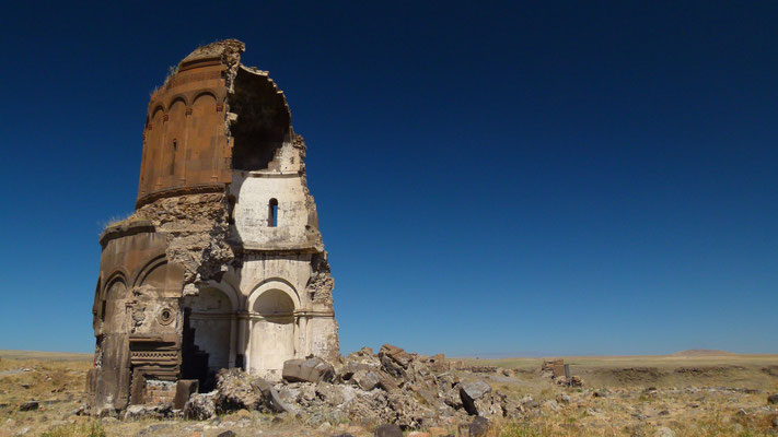 Church of the Redeemer - Ruined Site of Ani - Turkey