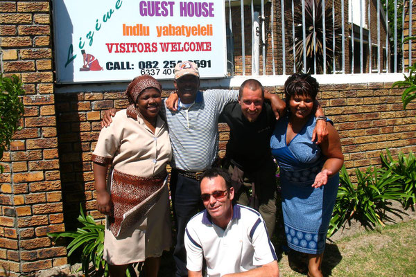 Liziwe´s Guesthouse - Guguletu township - Cape Town