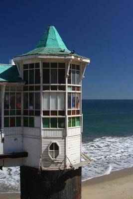 Wooden jetty - Vina de Mar
