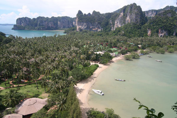 Railay Peninsula - Krabi - Southwestern Thailand
