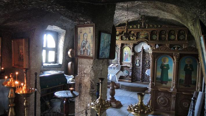 Orheiul Vechi cave monastery - Orhei - Moldova